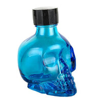 Liquid Latex Sparkle Blue 1oz Skull