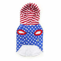 Easy-D USA Dog Hoodie by Dogo