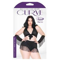 Curve Sassy In The Saddle Cowgirl 1X/2X