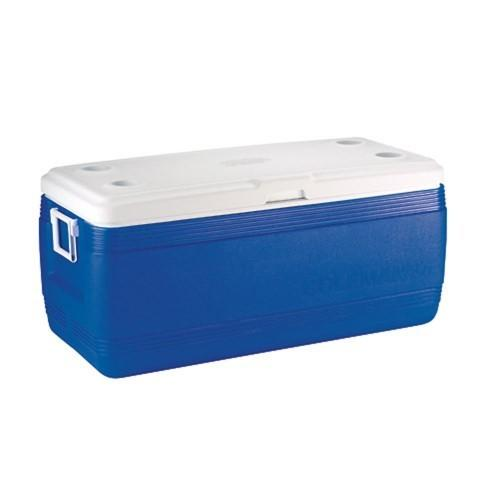 Coleman 150 Quart Blue Personal Cooler Single Lid 3000000938