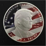 Mr. President Collector's Choice Donald Trump Coin 1 OZ Silver Clad