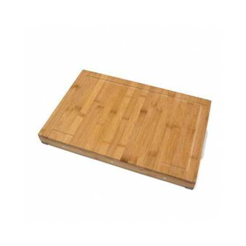 Bamboo Cutting Board With Sides