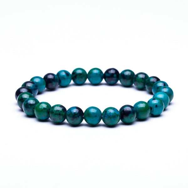8mm Tiger Eye Nature Stone Lava Stone Buddha Beads Bracelets Bangles For Men Male Strand Bracelet Jewelry Accessories Wholesale