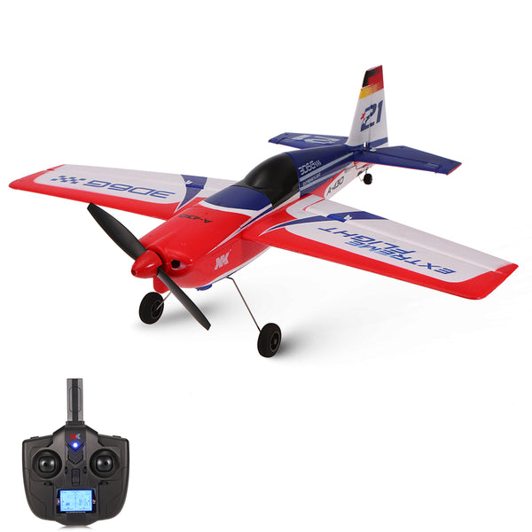 A430 2.4G 5CH Brushless Motor 3D6G System RC Airplane 430mm Wingspan EPS Aircraft Compatible Futaba S-FHSS RTF for XK Airplane