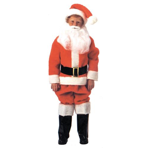 SANTA SUIT CHILD SZ 10-12