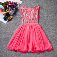 Baby Party Ball Grown Baby Evening Grown Dreses Summer Clothes For 3 5 6 7 T Boutique Cloth Girl Tutu Birthday Summer Wear