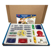 Brand New 199 Kinds Compound Mode Switch Circuits Electronics Discovery Kit Electronic  Assembling Toys for Kids