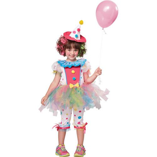 CLOWN RAINBOW CHILD 4-6