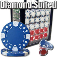 1,000 Ct - Custom Breakout - Diamond Suited 12.5G - Acrylic