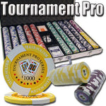 1,000 Ct - Custom Breakout - Tournament Pro 11.5G - Aluminum