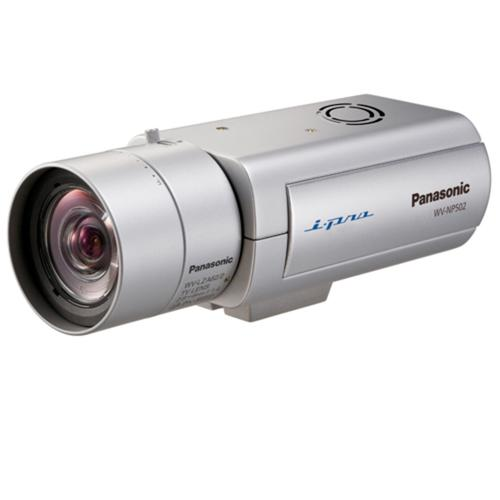 Panasonic WV-NP502 Super Dynamic Megapixel Network Camera