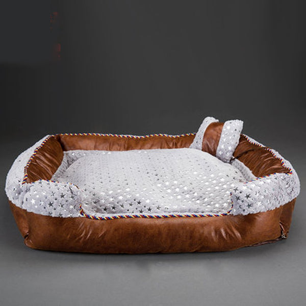 Cozy Dogs Mats Beds High Quality Washable Dog Bed Nest Pet Playpen House Casa Para Perro Cages Camas Perros Pet Product 60Z1259