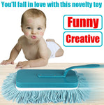 Cleaner Mop Remote Control Car Cleaning RC Vehicle Prank Toy Floor Mop Car Wash Home Toy