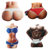 Creative simulation sexy Body Pillows shape large comfort pillow birthday gift for boyfriend Pillow