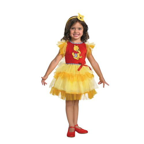FRILLY WINNIE THE POOH 3T-4T