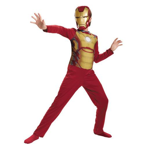 IRON MAN MARK 42 CHILD BASIC 4