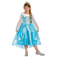 FROZEN ELSA CHILD DELUXE 4-6