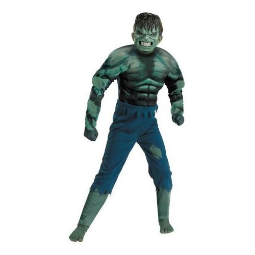 HULK CHILD MUSCLE 4-6