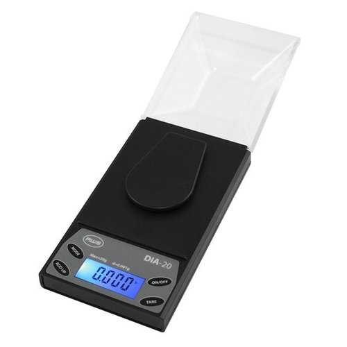 American Weigh Scales DIA20 Digital Carat Scale 100 by 0.005 CARAT