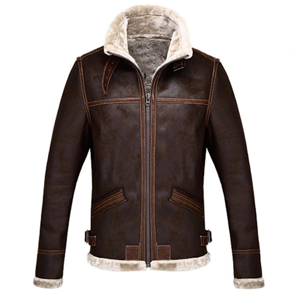 DIY Game Clothing Hot Fashion 4XL Faux Fur Leather Jackets and Coat Resident Evil Lyon Leather Jackets COS For Men Designer C362