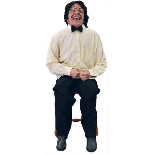 LAUGHING MAN ANIMATED PROP