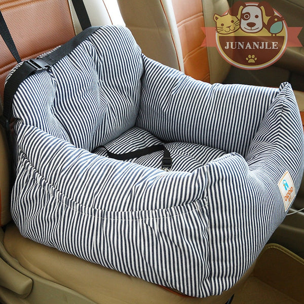 Dog Pet Breathable Sleeping Mat Bed Cat Puppy Travel Accessories Folding Pet Supplies Dog Pad Safety Pet Car Seat Bag