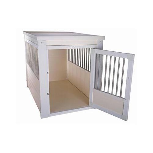 Innplace II Pet Crate L Antwht