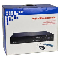Sumas Media SM-DVS8OPTI 8-Channel Network DVR System w/Remote Access, VGA, LAN & USB - Just Add HDD & Cameras