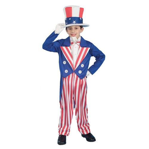 UNCLE SAM CHILD LG 12-14