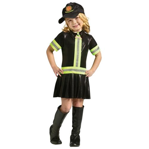 FIRE GIRL CHILD 12-14