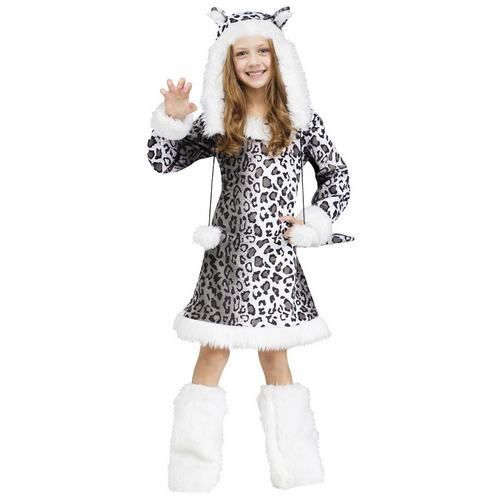 SNOW LEOPARD CHILD 12-14