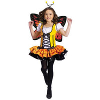 BUTTERFLY PRINCESS CHLD 12-14