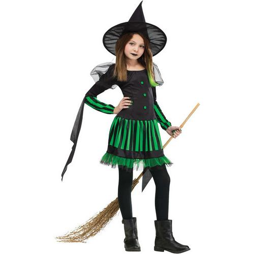 WICKED WITCH CHLD LG 12-14