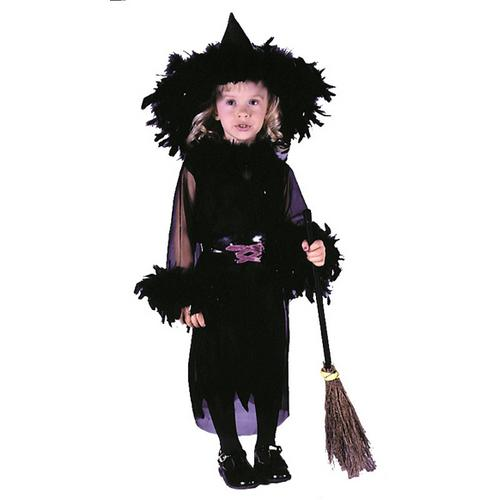 FEATHERY WITCH TODDLER