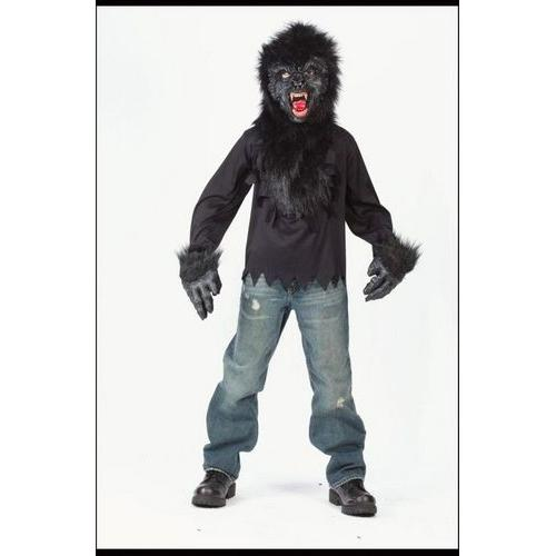 GORILLA MASK GLOVES SHIRT7TO10