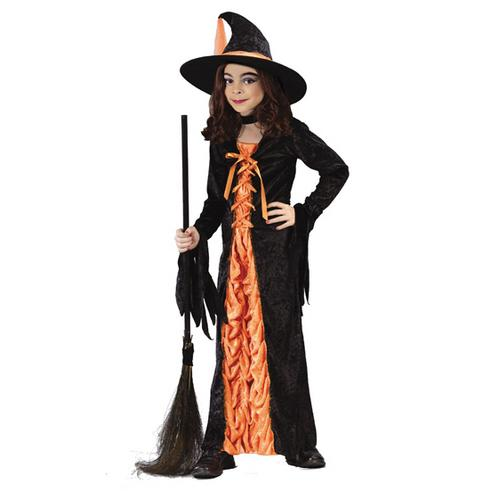 WITCH MYSTIC ORANGE LARGE