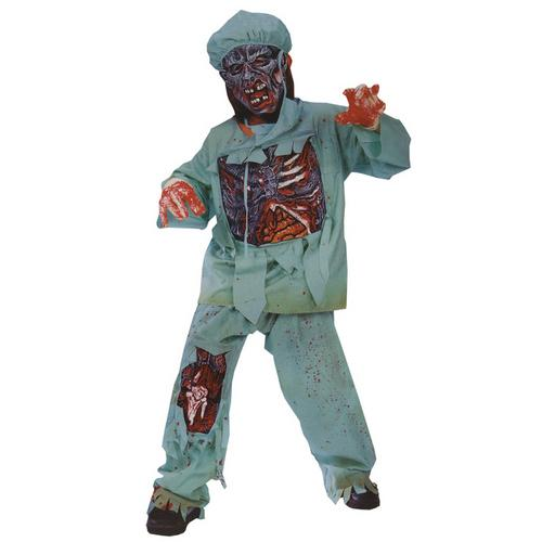 ZOMBIE DOCTOR CHILD SMALL