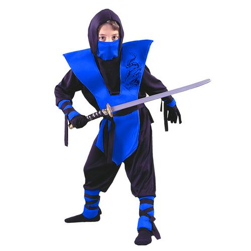 NINJA COMPLETE BLUE LARGE