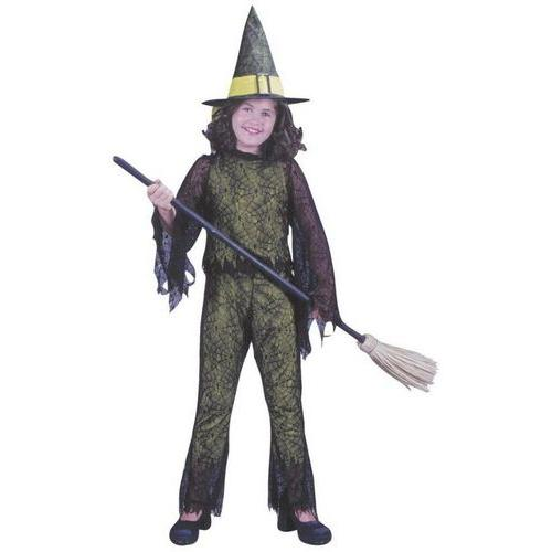FUNKY WITCH GREEN CHILD MED