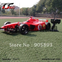 Free shipping!!! 1/5 F1 RC CAR with 2.4G transmitter RTR,  26CC 2WD Formula 1 models