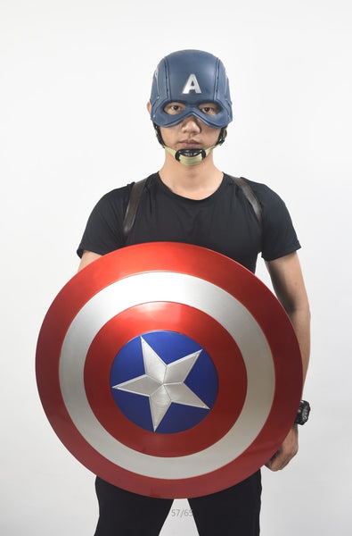 Avengers wearable Electromagnetic Belt Captain America Shield model magnetic adsorption prop cosplay Costume party