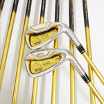 Golf Clubs honma s-06 4 star GOLF  irons clubs set 4-11Sw.Aw Golf iron club  Graphite Golf shaft R or S flex Free shipping