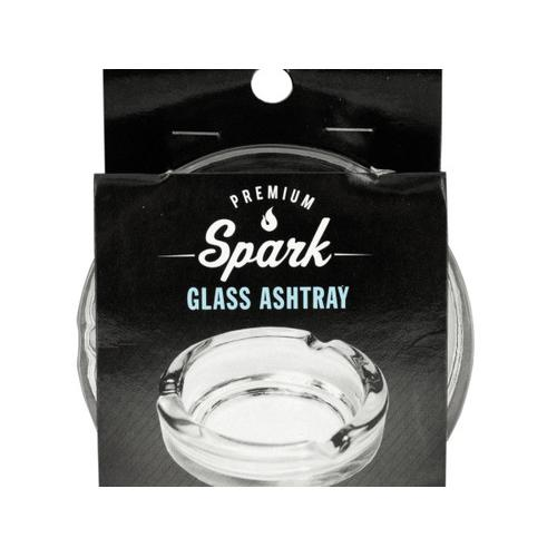 Premium Clear Glass Ashtray ( Case of 18 )