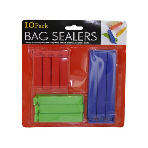 Snap Bag Clips ( Case of 48 )