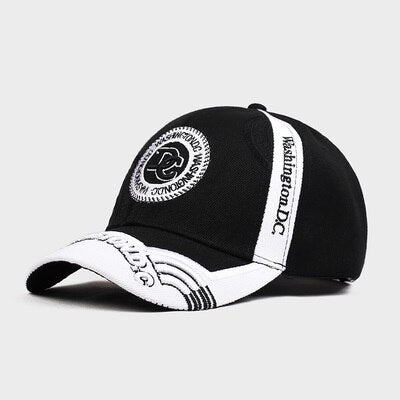 FLAG USA Washington  Embroidery Baseball Cap Snapback Caps Dad Hat Bone Male Casual Letter Army Tactical Hip Hop Cap