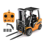 Forklift Truck / Crane RTR 2.4GHz 8CH / 360 Degree Rotation / Auto Demonstration / LED Light Boy Kids Car