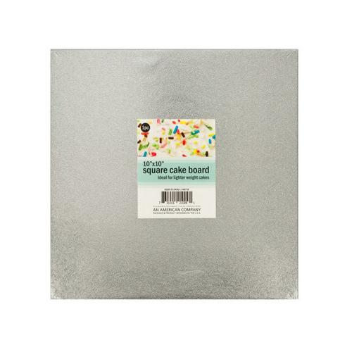 Square Cake Board ( Case of 48 )