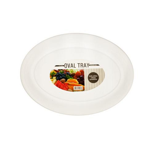 Oval Serving Tray ( Case of 8 )