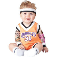 DOUBLE DRIBBLE TODDLER 6-12