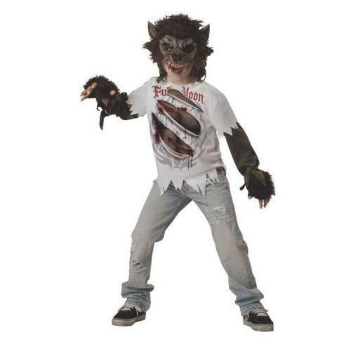WEREWOLF CHILD SIZE 8